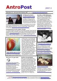AntroPost 3-2007 / 12.04.07 - Antroposofisk Selskap i Norge