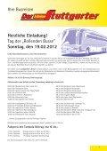 Ihre Busreisen 2012 - Der kleine Stuttgarter - Seite 5