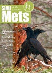 Sinu Mets-marts_2012.pdf - Erametsakeskus