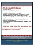 THE RESIDENT ASSISTANT - Student Affairs - Stony Brook University - Page 3