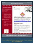 THE RESIDENT ASSISTANT - Student Affairs - Stony Brook University - Page 4