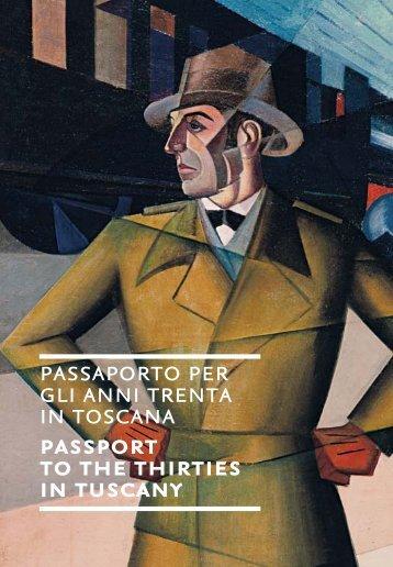 passaporto per gli anni trenta in toscana passport ... - Palazzo Strozzi