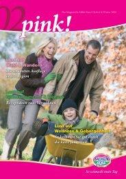 Herbstausgabe 2008 - Liebe Deine Welt