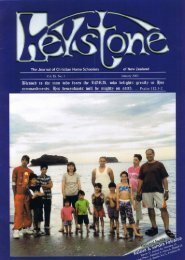 of New Zealand - Home Education Foundation