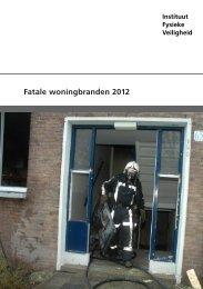 Fatale woningbranden 2012 - NIFV