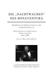 Protokoll der Fortbildung (pdf) - Landesarbeitsgemeinschaft ...