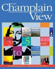 Explores - Champlain College