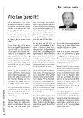 Syndrom nr 2 - 2009.indd - Arbeidsmiljøskaddes landsforening - Page 4