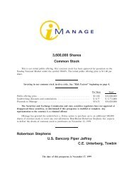 E*TRADE PRO EXCEL MANAGER: Info & Screen Shots