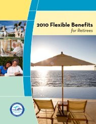 Flex Benefits Notebook - Risk Management - Miami-Dade County ...