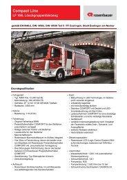 CL_LF 10-6 FF Esslingen.pub - Rosenbauer International AG