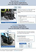 LAFORGE - Front Hitches - Front PTOs - All tractor brands - Page 3