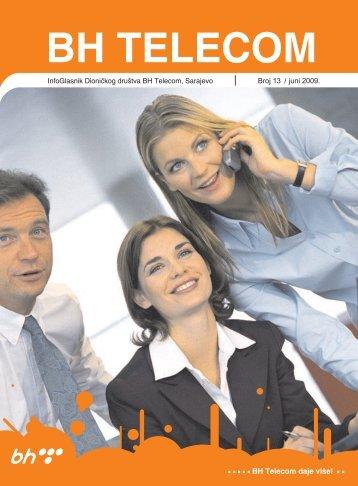 Mostar 2009. - BH Telecom