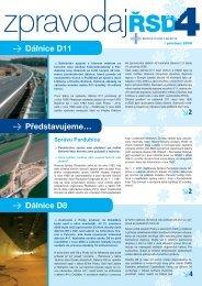 Dálnice D11 - Ředitelství silnic a dálnic