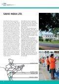 INDUSTRIA TESSILE INDIANA TexTile indusTry in india - Savio SPA - Page 4