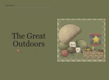 The Great Outdoors - Priscilla's Crochet