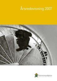 Årsredovisning 2007 - Ekobrottsmyndigheten