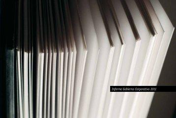 Informe Gobierno Corporativo 2011 - Asociación Popular de ...