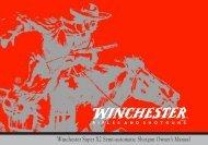 Super X2 Manual - Winchester