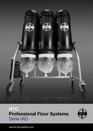 Catálogo HTC Aspiradores iAD - Anzeve