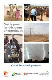 Guide pour les décideurs énergétiques - HELIO International