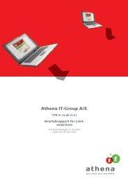 First North Meddelelse nr. 48-2010 - Athena