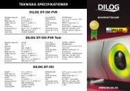 Produktblad digital boxar - Dilog