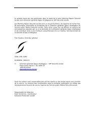 Le risque de pauvreté chez les veuves et veufs en Belgique (.pdf)