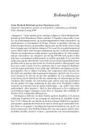 (last ned pdf bokmeldinger) (TFU 2/10) - Nova