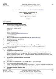 I-Roma: Dispositivi e prodotti medici vari - Azienda Complesso ...