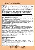 Informasjonsbrev nr 1 - Larvik kirkelige fellesråd - Page 2