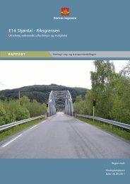 E14 Stjørdal - Riksgrensen - NECL II