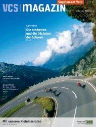 Die schönsten und die höchsten der Schweiz - VCS Verkehrs-Club ...