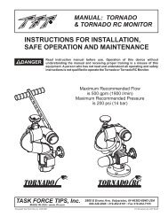 LIY-300 - Task Force Tips