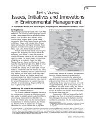 Issues, Initiatives and Innovations in Environmental ... - Social Watch