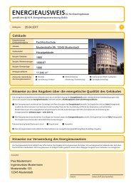 dena Energieausweis - Ingenieurbüro Pitbau