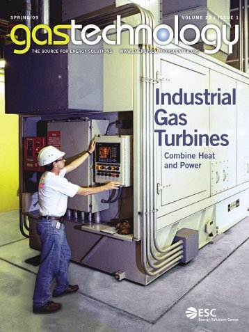 Industrial Gas Turbines - Energy Solutions Center