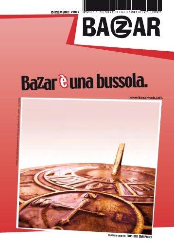 CuLt - Dicembre 2007 - Bazar