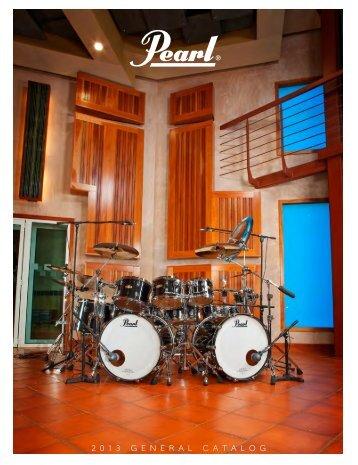 2013 General Catalog - Pearl Corporation