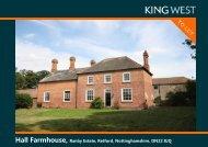 Hall Farmhouse, Ranby Estate, Retford, Nottinghamshire, DN22 8JQ