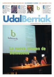 Udalberriak 105-Castellano.pdf - Ayuntamiento de Balmaseda
