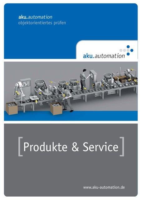 Produkte & Service - aku.automation GmbH
