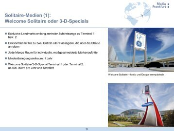 Mediadaten Solitaire-Medien, PDF - Media Frankfurt