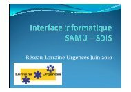 Interface Lionel NACE - COLMU