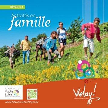 Activités en - Le Puy-en-Velay