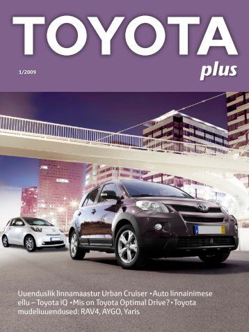 Toyota Plus 01/2009.pdf - Hat Auto AS