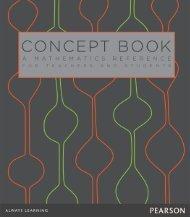 Concept Book - Pearson