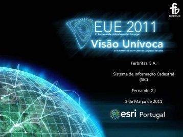 Ferbritas, S.A. - Esri Portugal