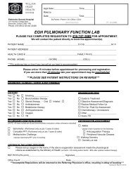 Diagnostic Cardiology Services Physician Referral
