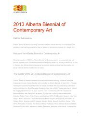 Download the 2013 Alberta Biennial of Contemporary Art Call for ...